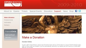 Opera Boston